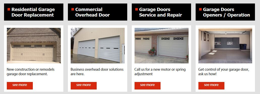 Superbe Advance Overhead Door Company All Montgomery Local
