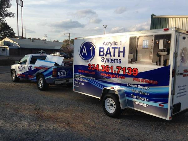 Acrylic Bath Systems ALL Montgomery ALL Local Montgomery Area - Bathroom remodel montgomery al